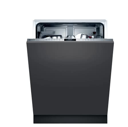 NEFF S257EAX39E XXL-Geschirrspüler vollintegrierbar N70 / 60 cm / Home Connect / Time Light / Open Dry / 8...