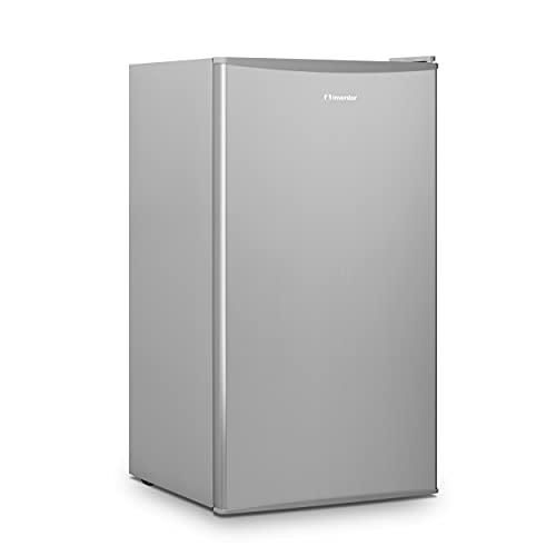 Inventor Mini-Kühlschrank 93L, leise ideal für die Küche, das Schlafzimmer, Studentenzimmer, Hotels und...
