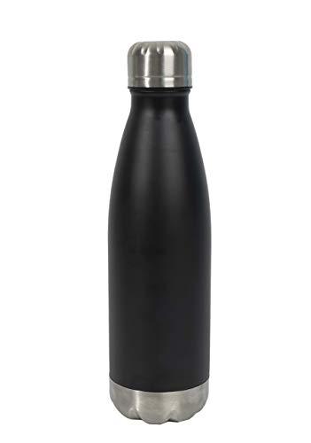 Lamont - Thermoflasche 500ml Edelstahl Doppelwandig - Thermosflasche - 28 Stunden + 18 Stunden Kühlung