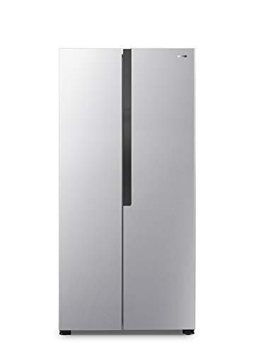 Gorenje NRS 8182 KX Side by Side/ 177 cm/ 428 l/ NoFrostPlus/ Inverter Kompressor/ MultiFlow Kühlung/...