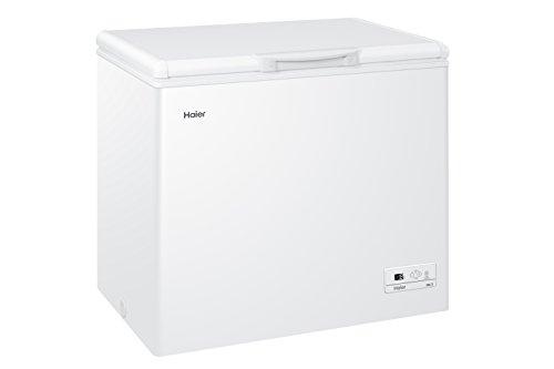 Haier HCE233S Gefriertruhe / A++ / 88.0 cm Höhe / 186 kWh/Jahr / 223 L Gefrierteil / Nutzinhalt /...