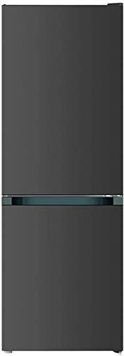 CHiQ Freistehender Kühlschrank mit Gefrierfach 157L | Kühl-Gefrierkombination | Low-frost | 144 x 47 x 49,2...