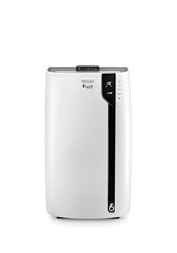 De'Longhi Pinguino PAC EX100 Silent mobiles Klimagerät mit Abluftschlauch, Klimaanlage für Räume bis 110...