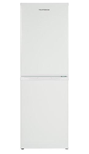 Telefunken KTFK271FW2 Kühl-Gefrier-Kombination /110 L Kühlschrank / 38 L Gefrierschrank / 148 kWh/Jahr /...