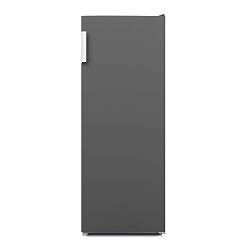 CHiQ Tiefkühlschrank 166 L   Gefrierschrank mit Dynamic Cooling-Funktion   LED-Beleuchtung   Wechselbarer...