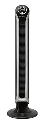 Rowenta Turmventilator VU6670 EOLE INFINITE | Timer | Auto- Modus | Fernbedienung | Auto- Kabelaufwicklung | 3...