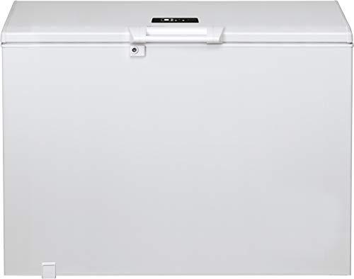 Bauknecht GTE 220 Gefriertruhe / 215 L/Space-Max/Door Balance/Supergefrierfunktion/Kindersicherung