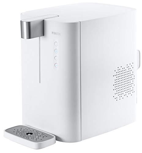 BRITA Wassersprudler yource pro top - Elektronisch mit CO2 Zylinder - Mit Filter, Kühlung für...