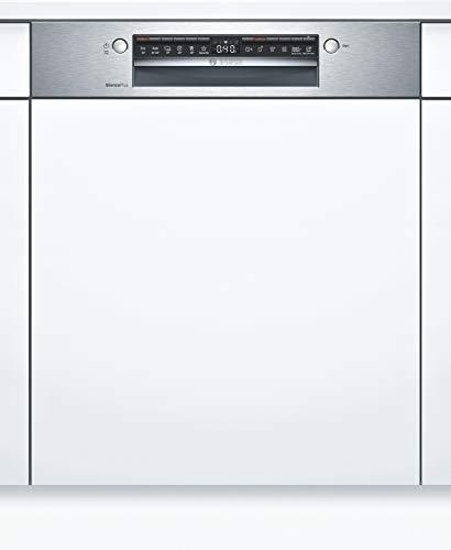 Bosch SMI4HAS48E Serie 4 Geschirrspüler Teilintegriert / A++ / 60 cm / Edelstahl / 262 kWh/Jahr / 13 MGD /...