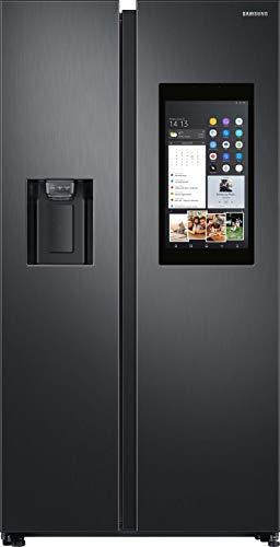 Samsung RS8000 Family Hub RS68N8941B1/EF Side-by-Side/A++ / 593 L/Premium Black Steel/Food Cam & Food...