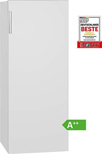 Bomann Vollraumkühlschrank VS 7316 weiß / LED-Beleuchtung / Wechselbarer Türanschlag / Nutzinhalt: 242...