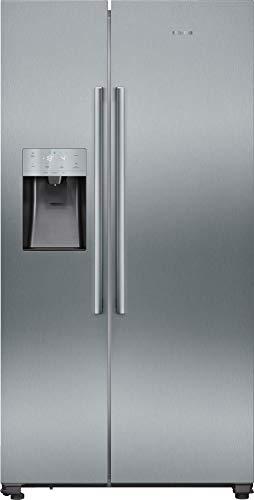 Siemens KA93IVIFP iQ500 Amerikanischer Side by Side / F / 404 kWh/Jahr / 562 l / noFrost /...