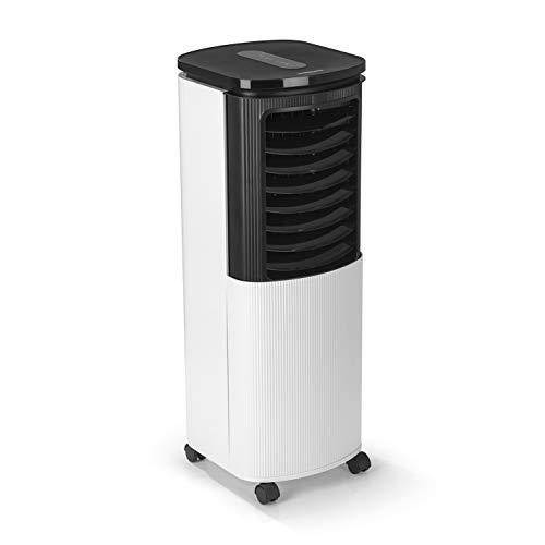 Hoberg Klimagerät 4 in 1 | Luftkühler - Luftreiniger - Luftbefeuchter - Ionisator | aktive Kühlung durch...