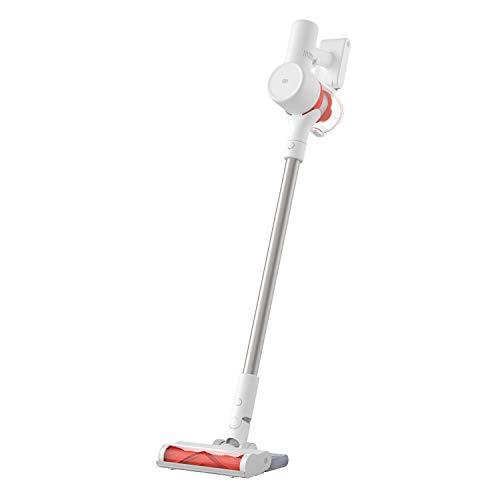 Xiaomi Mi Vacuum Cleaner G10 DE Version kabelloser Staubsauger (4 Modi: Eco, Standard, Max, Auto; Saugleistung...