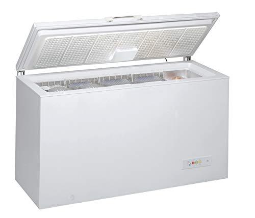 Privileg PFH 706 Gefriertruhe / Nutzinhalt 390 L / Cool or Freeze / Supergefrierfunktion / Door Balance/...