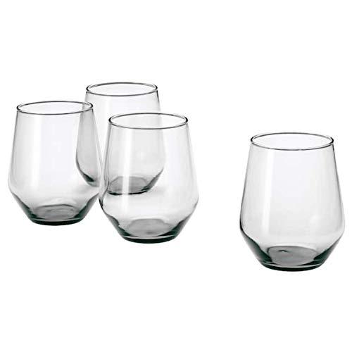 Ikea Ivrig 004.452.28 Glas, Grau, 425 ml