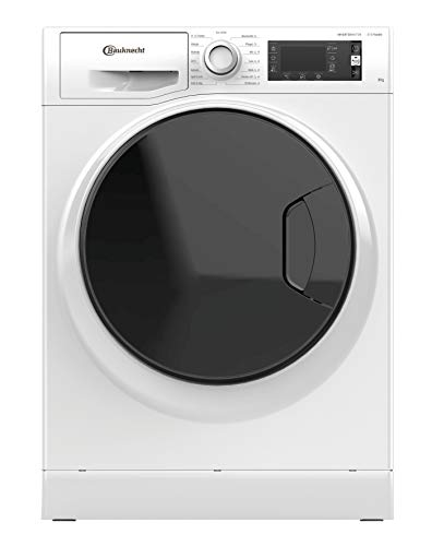 Bauknecht W Active 823 PS Waschmaschine Frontlader/ 8kg / Active Care Color+ / kraftvolle Fleckentfernung /...