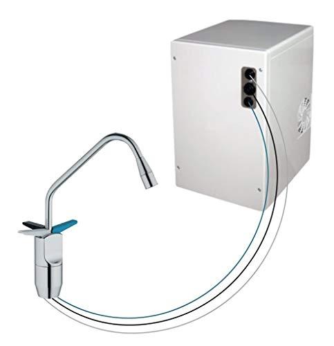 Untertisch-Trinkwassersystem SPRUDELUX® Power Soda ohne Filtereinheit inklusive 3-Wege-Zusatzarmatur....