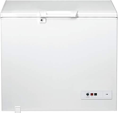 Bauknecht GT 270 2 Gefriertruhe / 252 L / Space-Max/ Door Balance/ Supergefrierfunktion / Innenbeleuchtung/...