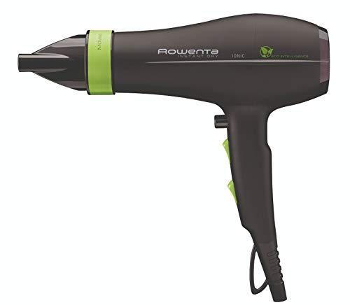 Rowenta CV6030 Haartrockner Eco Intelligence Instant Dry | 1500W | 3 Temperaturen | 2 Geschwindigkeiten |...