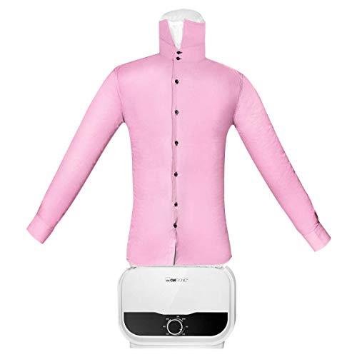 Clatronic HBB 3734 Hemden-/Blusen- und Hosenbügler, 2in1 Funktion - Trocknen und Bügeln in einem Schritt,...