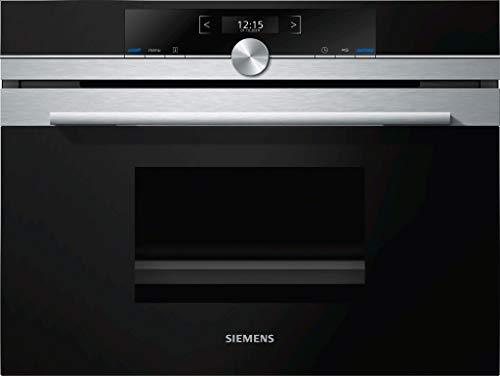 Siemens CD634GBS1 iQ700 Einbaudampfgarer / Entkalkungsprogramm / Edelstahl