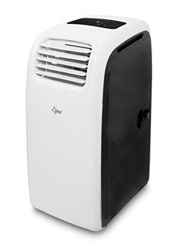 SUNTEC Mobiles lokales Klimagerät Transform 9.000 Eco R290 | für Räume bis 38 m2 | inkl. Abluftschlauch |...