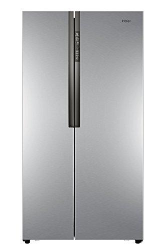 Haier HRF-521DS6 Side-by-Side / A+ / 179 cm Höhe / 435 kWh/Jahr / 341 L Kühlteil / 177 L Gefrierteil / No...