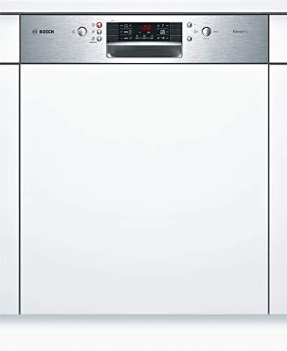 Bosch SMI46LS00E Serie 4 Geschirrspüler Teilintegriert / A++ / 60 cm / Edelstahl / 262 kWh/Jahr / 13 MGD /...