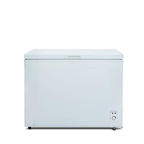 CHiQ FCF292D Gefrierschrank Groß 292 L | Gefriertruhe mit statischem Kühlungsystem | Tiefkühlschrank | 83,5...