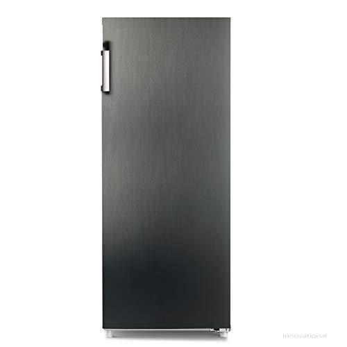 CHiQ FSD166NE4 Tiefkühlschrank 166 L | Gefrierschrank mit Dynamic Cooling-Funktion | LED-Beleuchtung |...