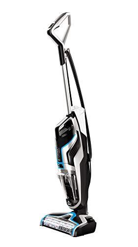 BISSELL 2225N Crosswave Pet Pro 3-in-1 Bodenreiniger mit Kabel, für Hartböden & Teppiche, saugt & wischt...