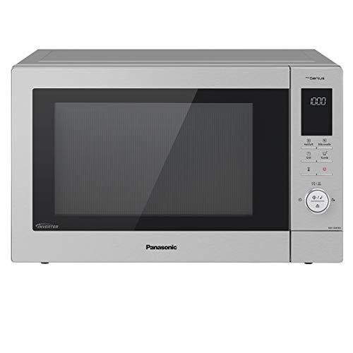 Panasonic NN-CD87 Kombi Mikrowelle (1000 Watt, mit Heißluft und Grill, Inverter Mikrowelle, 34 Liter)...