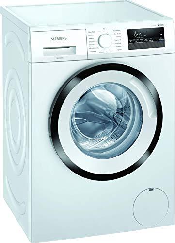 Siemens WM14N122 iQ300 Waschmaschine / 7kg / D / 1400 U/min / Outdoor-Programm / varioSpeed Funktion /...