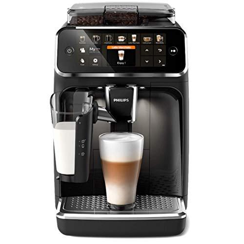 Philips 5400 Serie EP5441/50 Kaffeevollautomat, 12 Kaffeespezialitäten (LatteGo Milchsystem)...