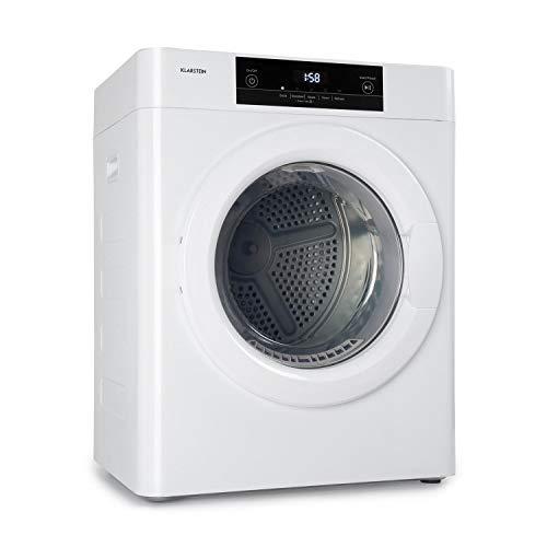 Klarstein Ultradry Wäschetrockner, Ablufttrockner, Frontlader, 1250 Watt, Heizleistung: 1100 Watt,...