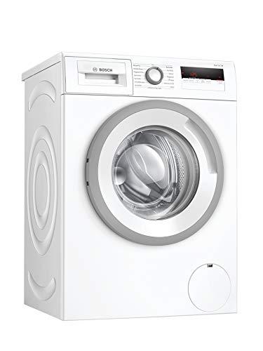 Bosch WAN28122 Serie 4 Waschmaschine Frontlader / D / 69 kWh/100 Waschzyklen / 1388 UpM / 7 kg / Weiß /...