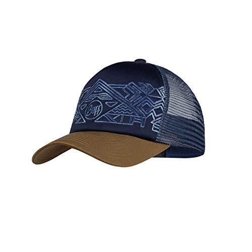 Buff Unisex-Kinder Trucker Cap, Dark Blue, One Size