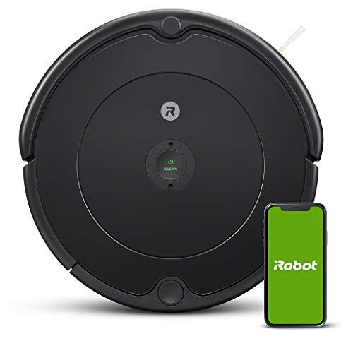 iRobot Roomba 692, WLAN-fähiger Saugroboter, Dirt Detect Technologie, 3-stufiges Reinigungssystem, Smart Home...