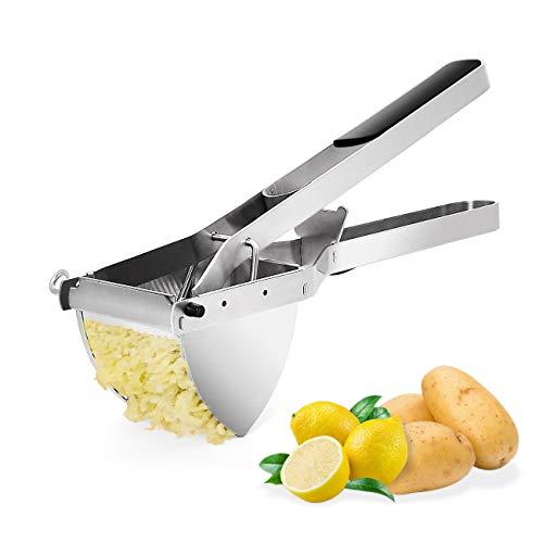 Nurch Kartoffelpresse kartoffelquetsche Rostfreier Edelstahl Baby Essen Obst und Gemüse kartoffelstampfer...