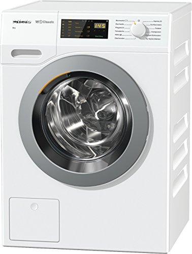 Miele WDB 005 WCS Waschmaschine 7 kg weiß für schonendes Waschen/Miele Waschmaschine mit einfacher Bedienung...