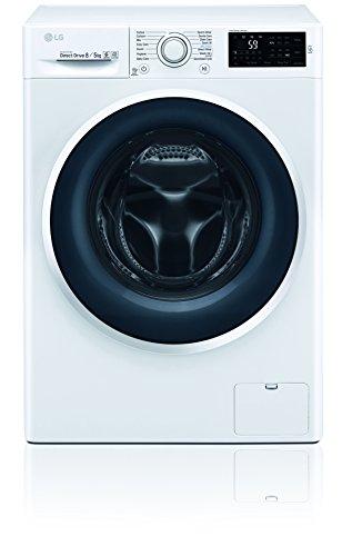 LG Electronics F 14WD 85EN0 Waschtrockner / A / 1078 kWh/Jahr / 1400 UpM / 8 Kg / 11200 liter/jahr /...