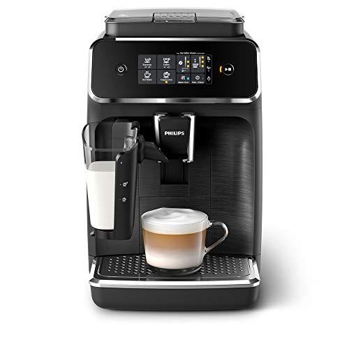 Philips 2200 Serie EP2232/40 Kaffeevollautomat, 3 Kaffeespezialitäten (LatteGo Milchsystem)...