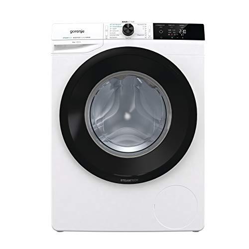 Gorenje WEI 86 CPS Waschmaschine / 8 kg/ 1600 U/min/ Edelstahltrommel/ Schnellwaschprogramm/mit Dampffunktion