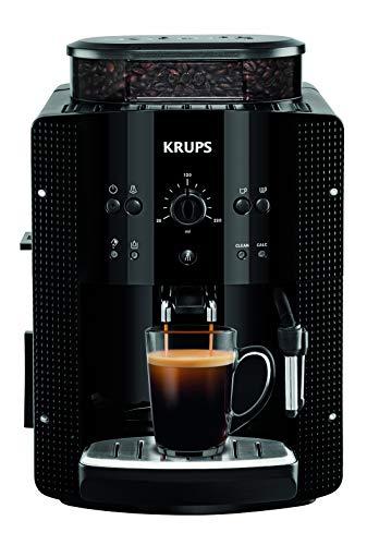 Krups Essential EA8108 Kaffeevollautomat | Espresso und Kaffee | mit CappucinoPlus- Milchdüse | individuell...