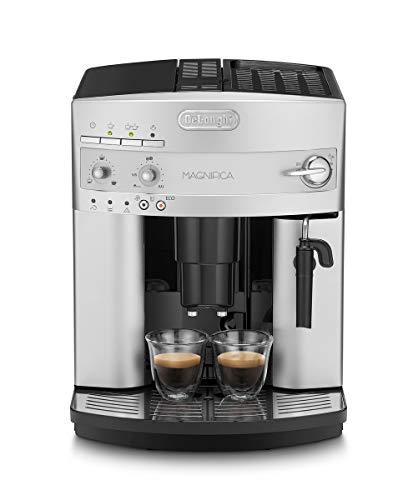 De'Longhi Magnifica ESAM 3200.S Kaffeevollautomat mit Milchaufschäumdüse für Cappuccino, mit Espresso...
