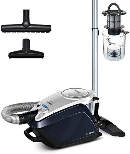 Bosch Staubsauger beutellos Relaxx'x ProSilence Plus BGS5BL432, extra leise, ideal für Allergiker,...