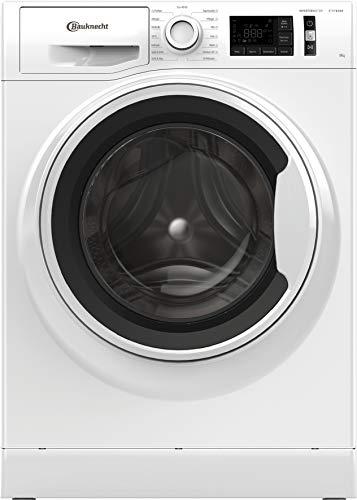 Bauknecht W Active 811 C Waschmaschine Frontalder/ 8kg/ kraftvolle Fleckentfernung/Dampf Programme/Steam...