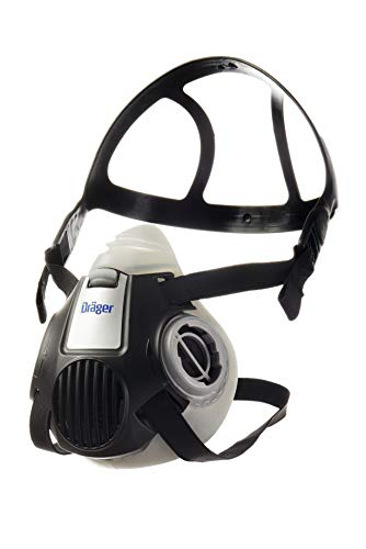 Dräger X-plore 3300 Halbmaske   Gr. L   Mehrweg Atemschutz-Maske für den Einsatz mit wechselbaren...