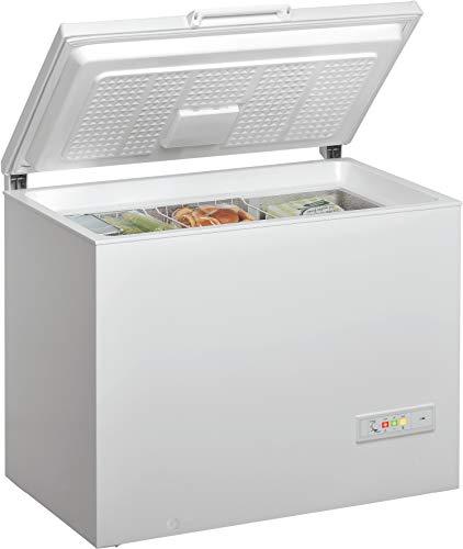 Privileg PFH 406 Gefriertruhe / Nutzinhalt 252 L / Cool or Freeze / Supergefrierfunktion / Optischer...